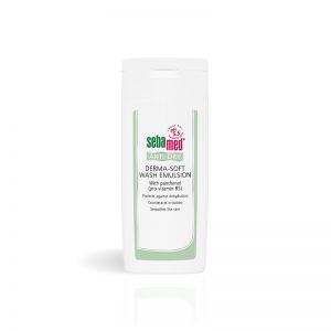 Sebamed Anti Dry Derma-Soft Wash Emulsion Untuk Kulit Kering